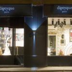 The first Italian Diptyque Perfume shop in Milan…
