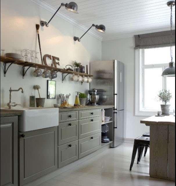 alcune idee per cucine da