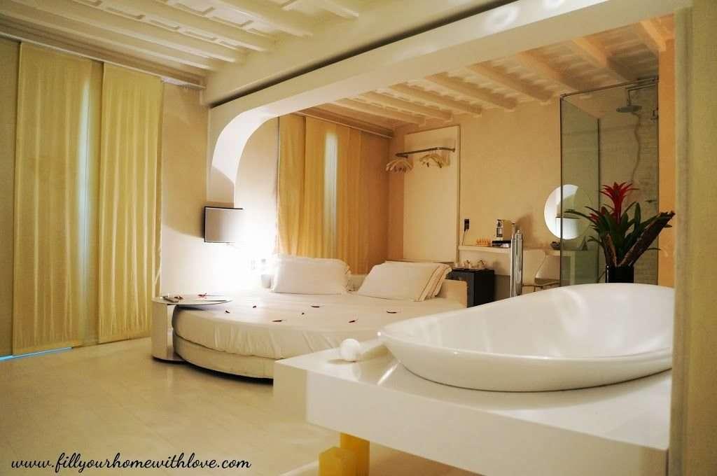 Design luxury hotel suite sistina roma for Design hotel roma