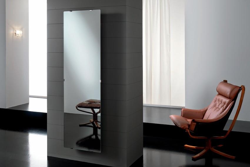 Il radiatore Image: davanti specchio, dietro radiatore!