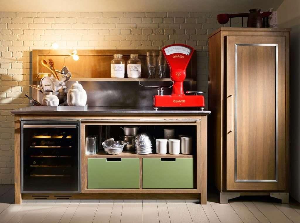 Cucine industrial chic firmate L\'Ottocento Cucine