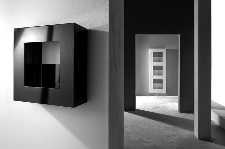 radiatore deltacalor versione grigia e nera