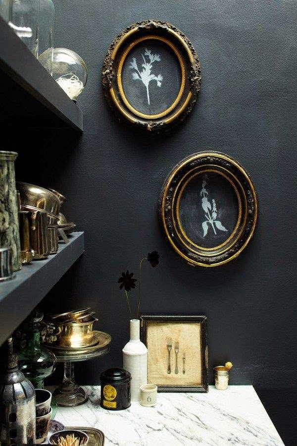 home decor black and white