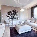 Una casa moderna ma allo stesso tempo romantica