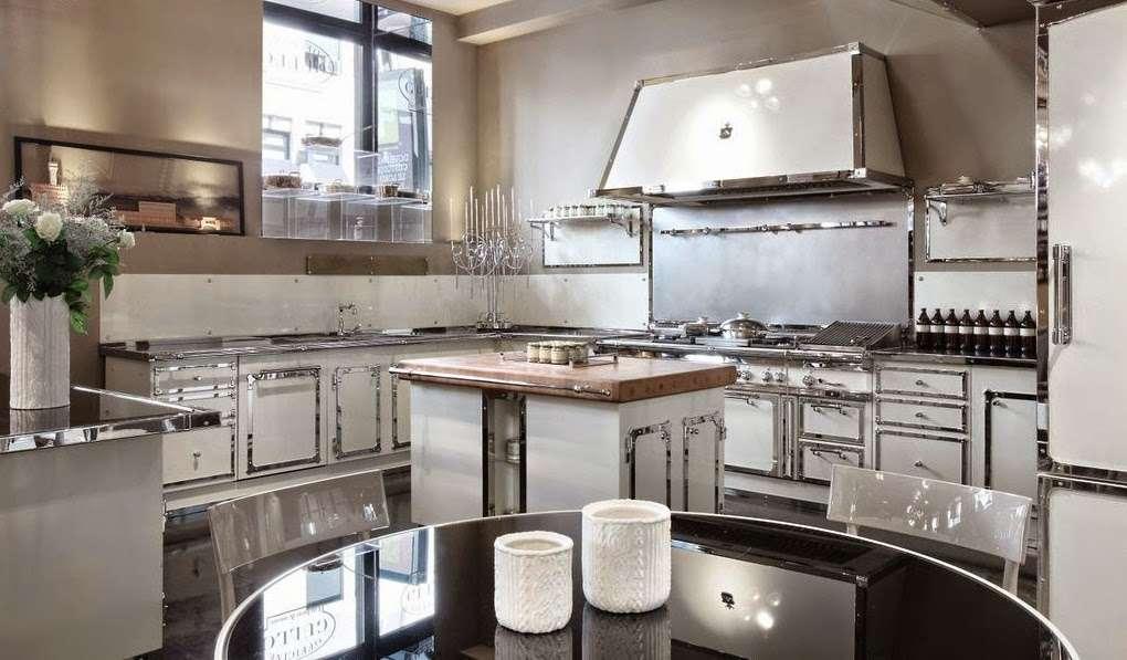 Kitchens by Officine Gullo | Interior design blog Fillyourhomewithlove