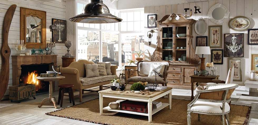 Salotti Country Chic. Living Room Cottage Chic Living Room Exquisite ...