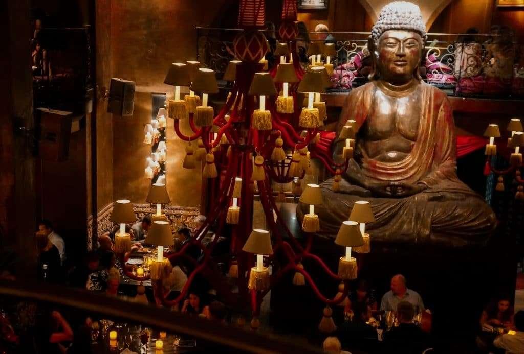 Buddha Bar a Parigi