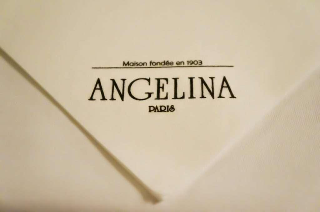 Angelina: la miglior pasticceria di Parigi.