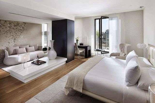 alcune delle camere degli hotel di design pi belli al mondo