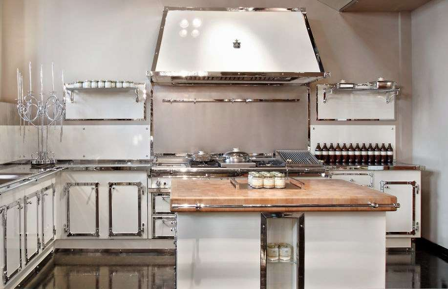 kitchens by officine gullo. Black Bedroom Furniture Sets. Home Design Ideas