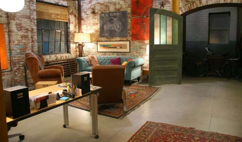 Stile industriale un salotto su fillyourhomewithlove for Design moderno casa industriale