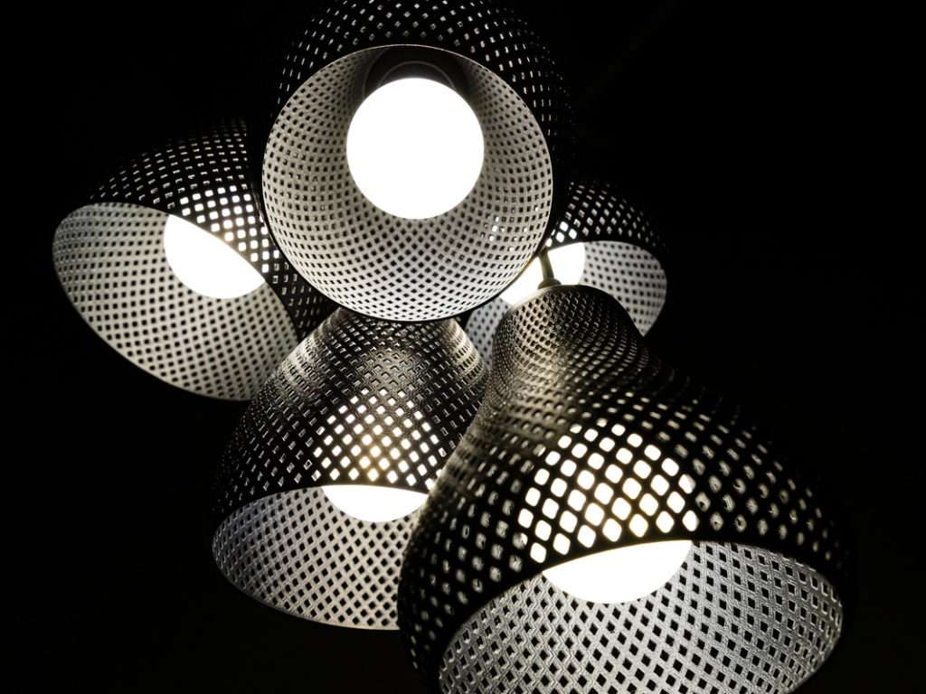 Plumen e Formaliz3d - scopri la lampada Rumble.