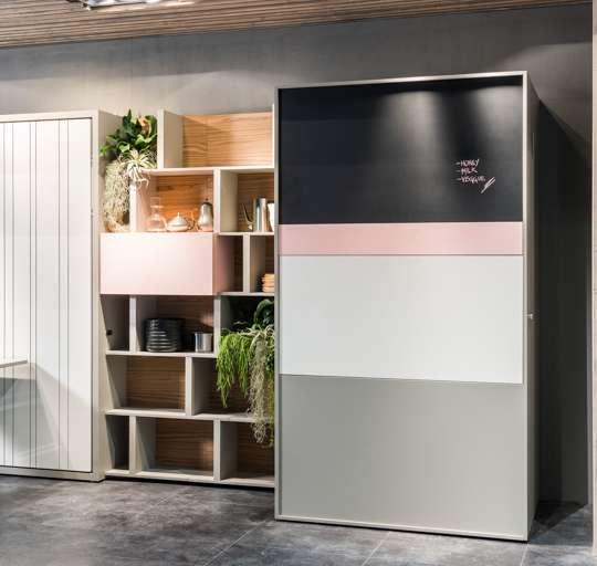 Clei - soluzioni darredo e mobili trasformabili piccoli spazi.