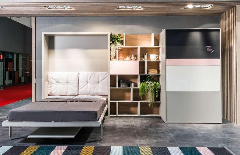 clei soluzioni d 39 arredo e mobili trasformabili piccoli