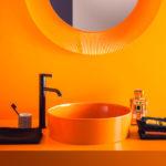Kartell by Laufen: una nuova concezione della zona bagno.