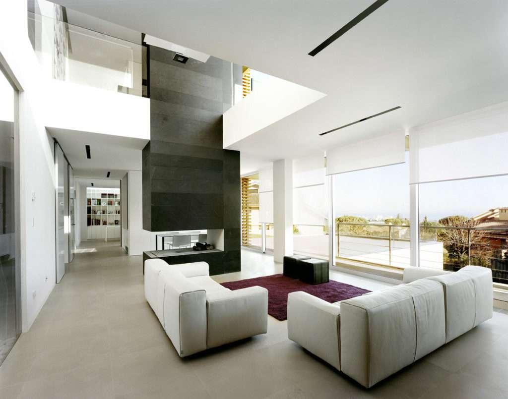 Numerose idee per arredare il soggiorno su for Arredamento moderno casa
