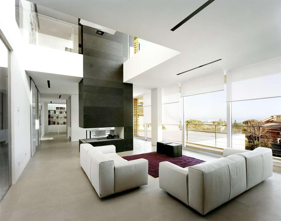 Idee per arredare soggiorno moderno for Arredare una villa