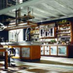 Marchi Cucine presenta al Fuorisalone di Milano Bar&Barman.