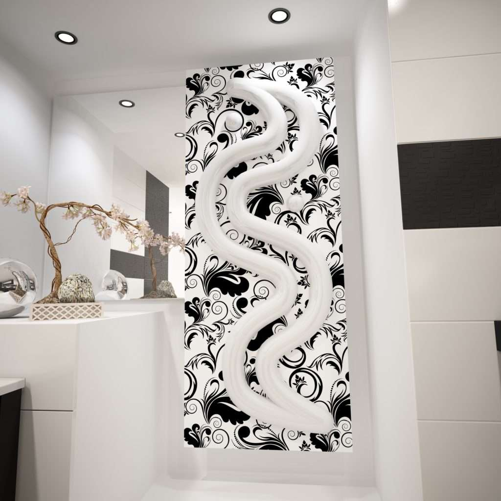 radiator, design, made in italy, bathroom