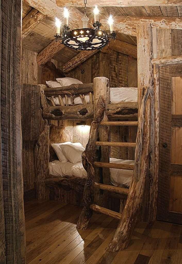 Cameretta - come sistemare due letti in un'unica stanza.