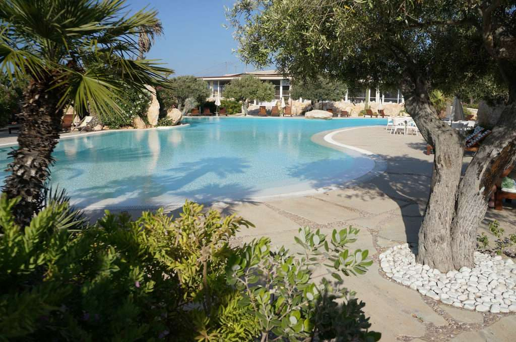 Sicily - The Cupola Bianca **** Resort in Lampedusa.