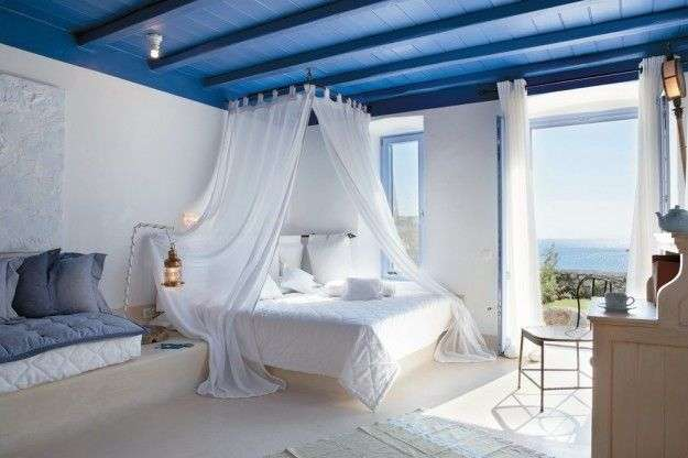 Stile mediterraneo - Verde acqua per la tua casa al mare.