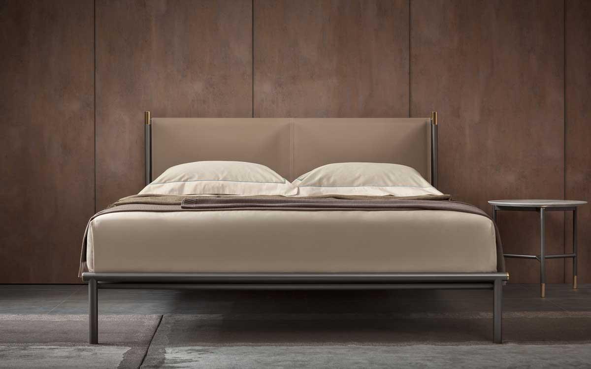 Flou camere da letto e novit 2015 al salone del mobile - Fiera del mobile camere da letto ...