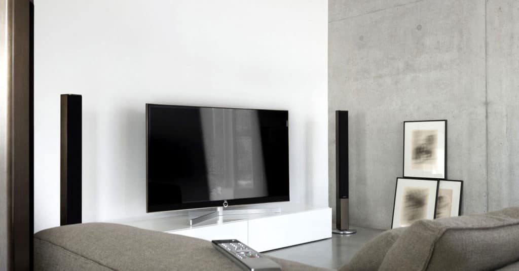 televisione loewe reference