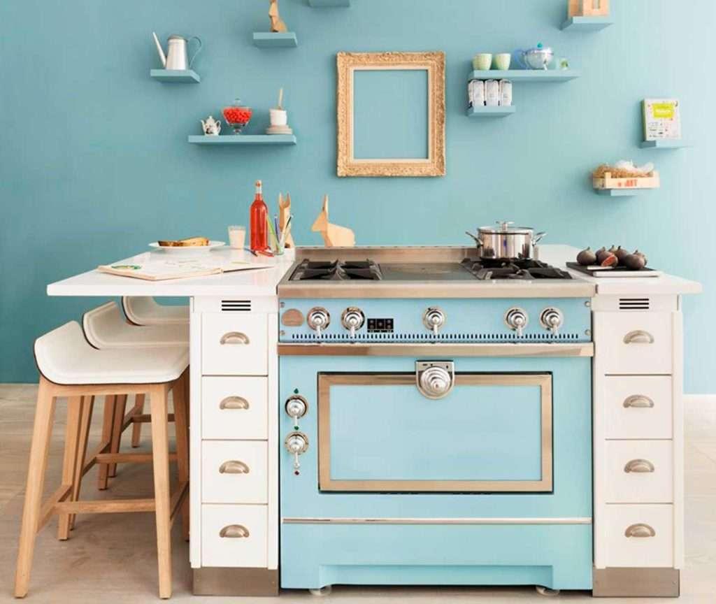 Stile mediterraneo verde acqua per la tua casa al mare for Bagno in stile mediterraneo