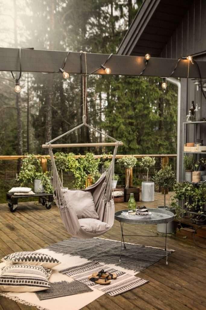arredo terrazzo e giardino