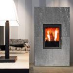 Una stufa per riscaldare la tua casa in questo freddo inverno.