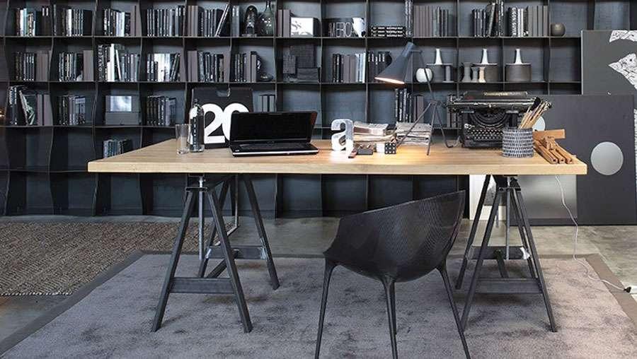 Stile industriale tavoli tondi o rettangolari in stile for Salotto stile industriale