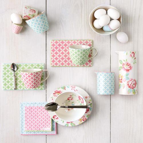 nuova collezione primavera estate Amanda&mai Greengate