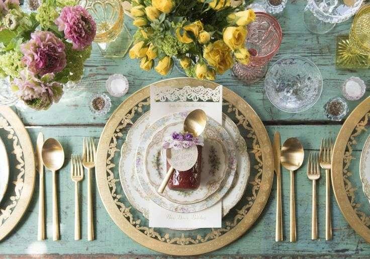 Come apparecchiare la tavola blog di arredamento fillyourhomewithlove - Apparecchiare la tavola bicchieri ...
