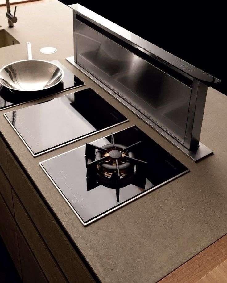 Cucina con isola come organizzarla e quale scegliere fyhwl - Cucine toncelli ...