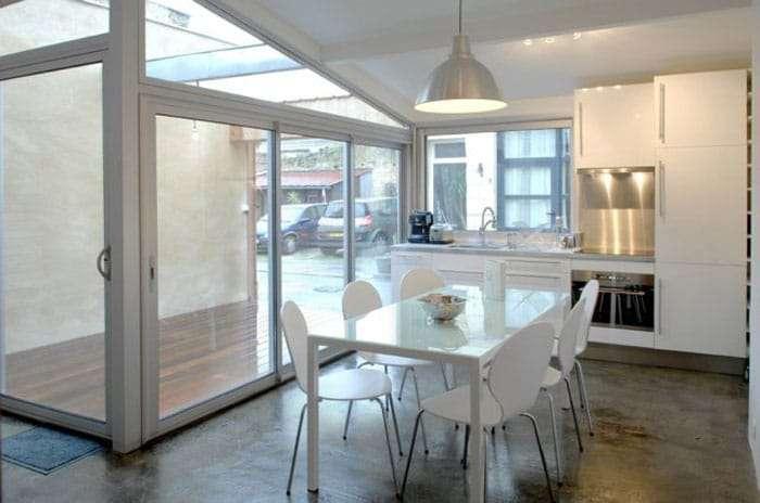 Come trasformate un garage in casa di design fyhwl for Garage di casa