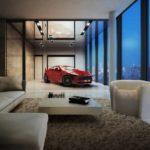 Dal garage futuristico a quello dentro casa – i box più incredibili al mondo.
