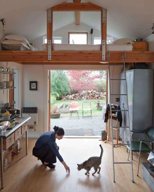 Come trasformate un garage in casa di design fyhwl for Come trovare un designer di casa