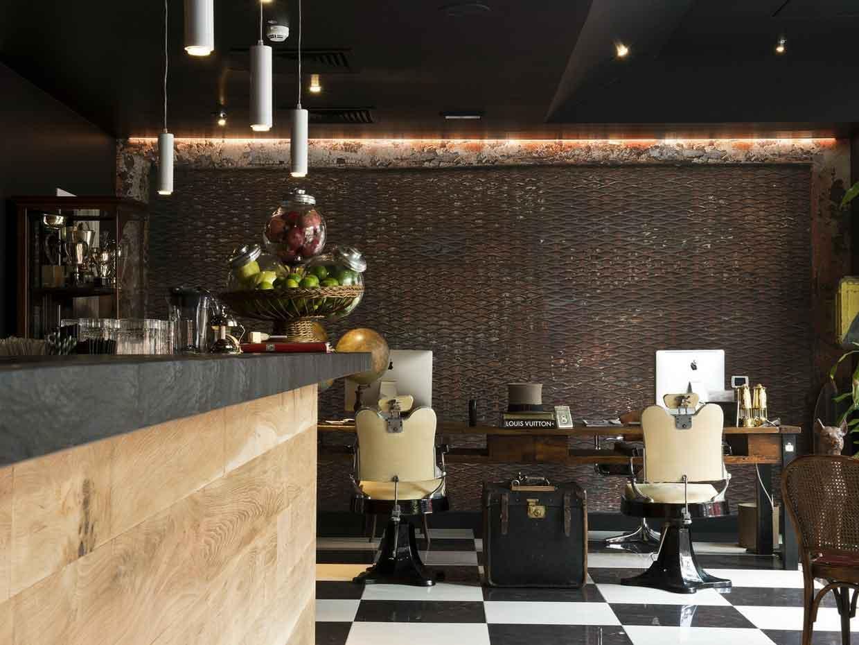 Da milano a noto gentleman s club bistrot e negozi for Negozi online design