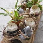 Come decorare e apparecchiare la tavola per Pasqua