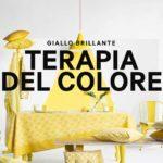 H&M Casa dice giallo e tucani in Sala da Pranzo