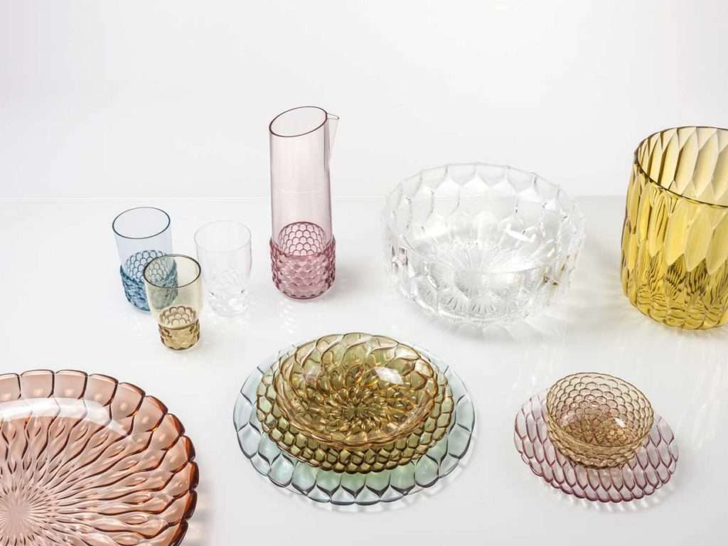 Kartell jellies family by patricia urquiola