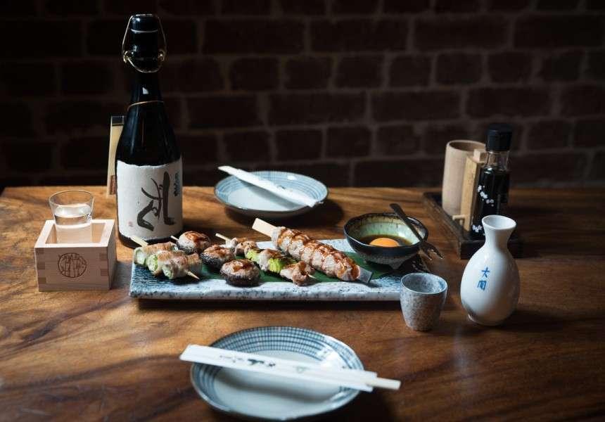 Come apparecchiare la tavola per una cena giapponese