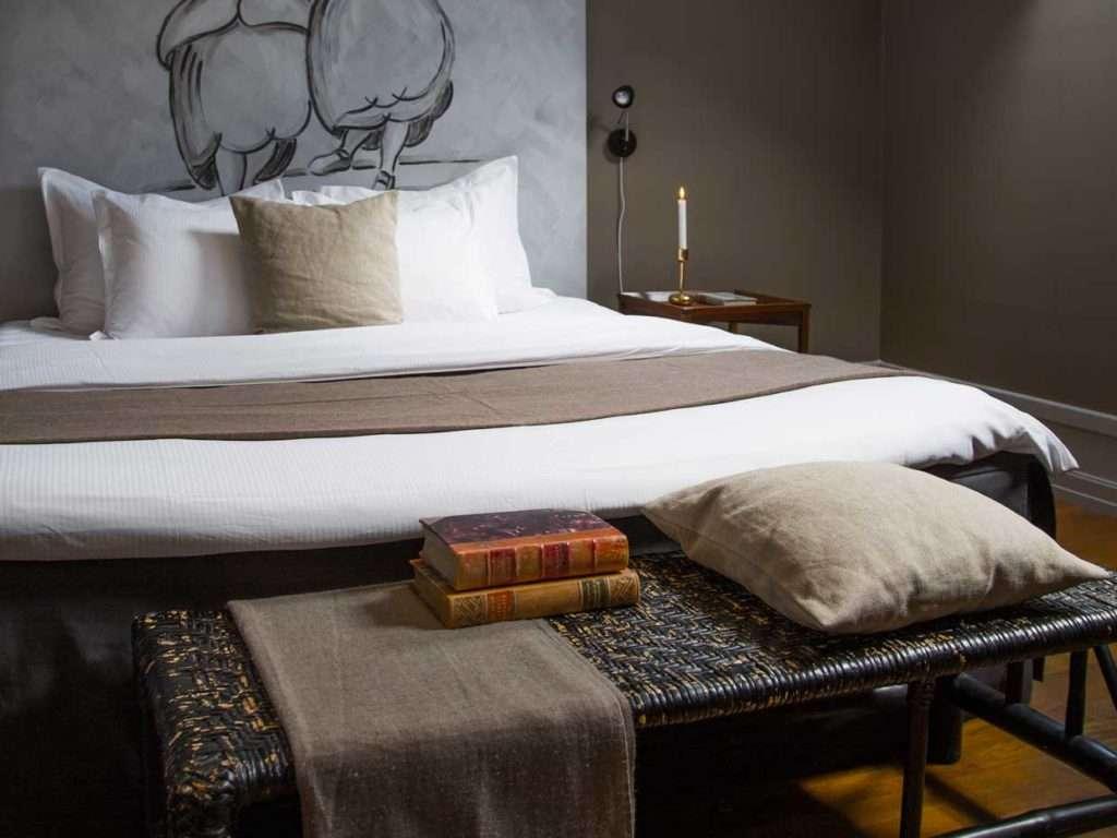 junior suite al stallmastaregarden hotel di stoccolma
