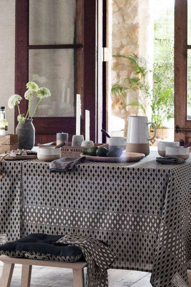 Color tortora per la nuova collezione H&m Casa
