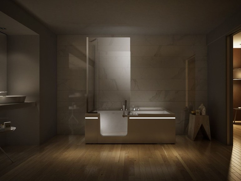 Vasche piccole altre immagini with vasche piccole vasche - Vasche da bagno piccole ...