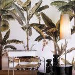 Carta da parati con piante – La moda 2017