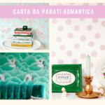Carta da parati romantica: ecco dove acquistarla online.