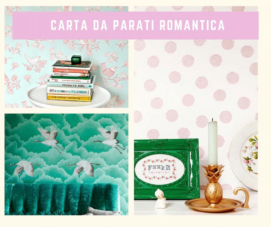 carta da parati romantica