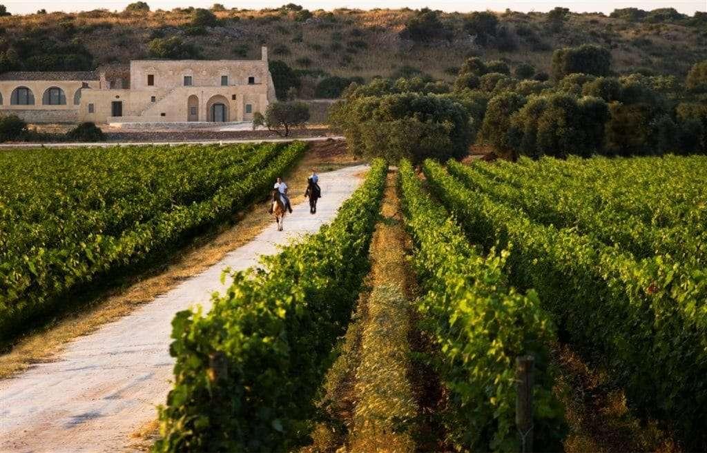 Masseria Le Fabriche il design in Puglia